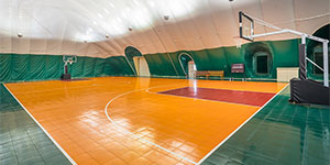 Indoor Netball Facility