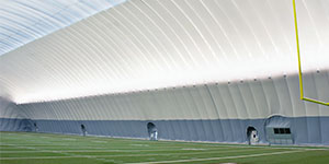 Build Indoor Rugby Facility