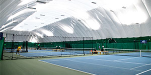 Tennis Dome, Tennis Bubble
