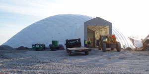 Equipment Testing Storage Maintenance Indoor Facility