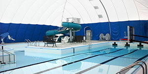 Air Dome Swimming Pool Covers